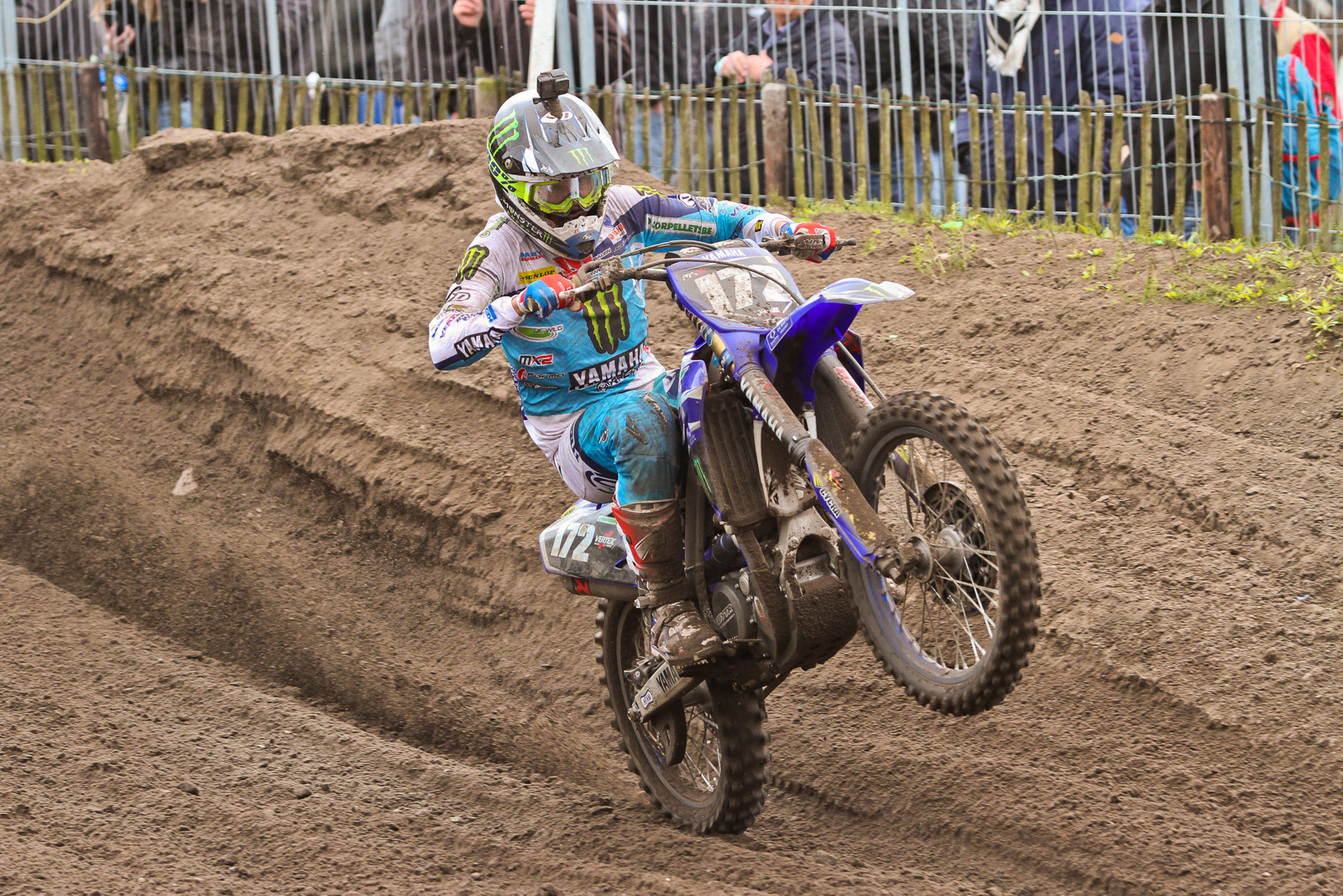 Brent van Doninck - Photo Blast: 2017 MXGP of Valkenswaard - Motocross Pictures - Vital MX