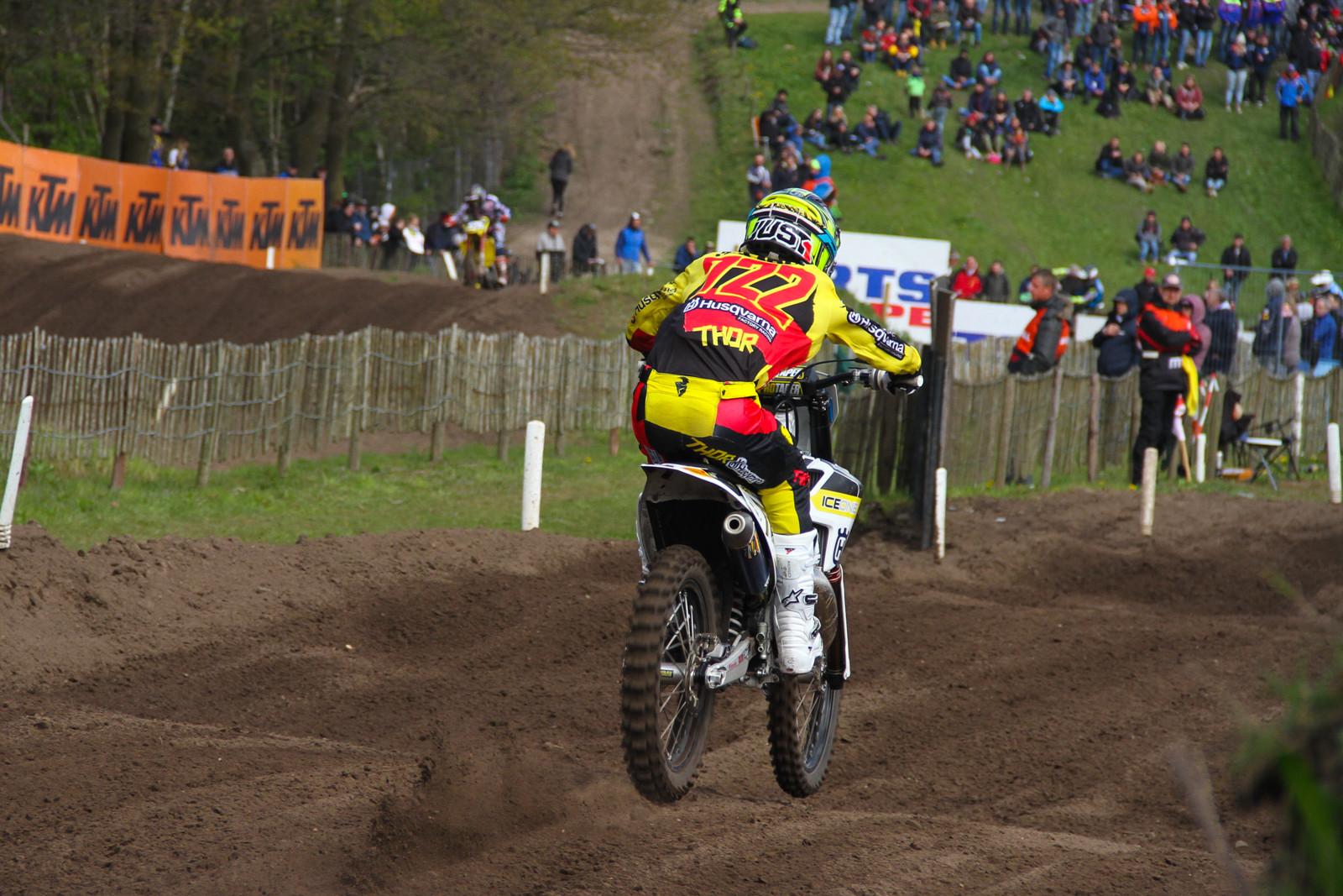 Mikkel Haaurp - Photo Blast: 2017 MXGP of Valkenswaard - Motocross Pictures - Vital MX