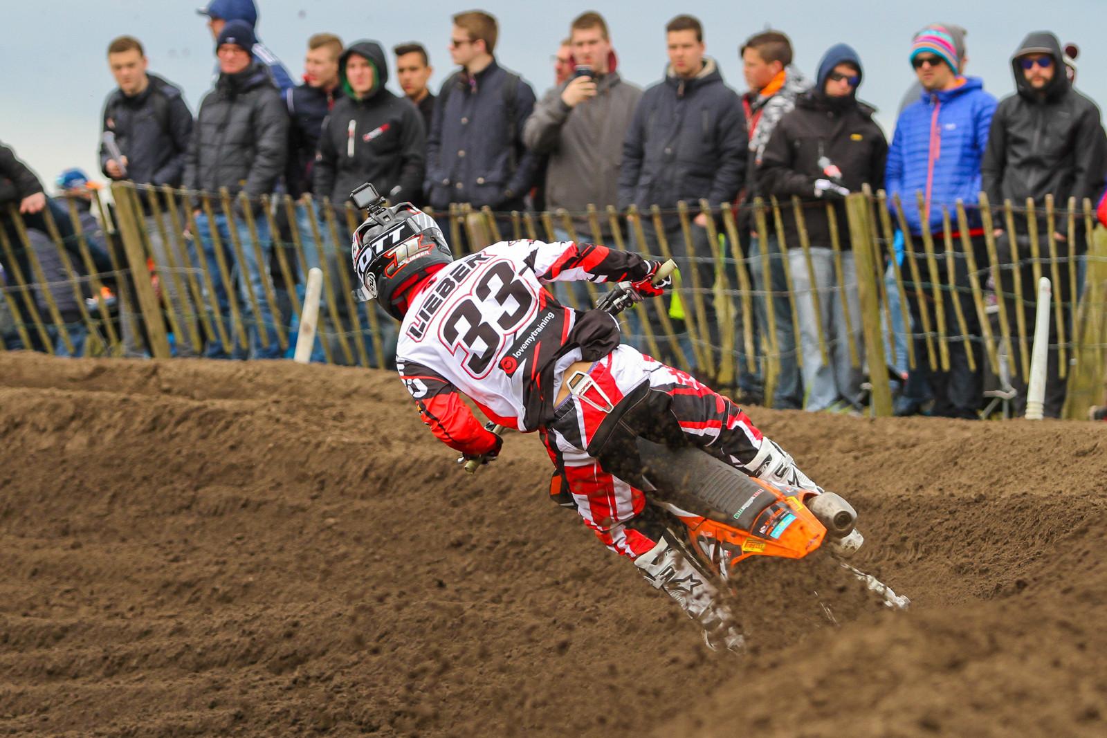 Julien Lieber - Photo Blast: 2017 MXGP of Valkenswaard - Motocross Pictures - Vital MX