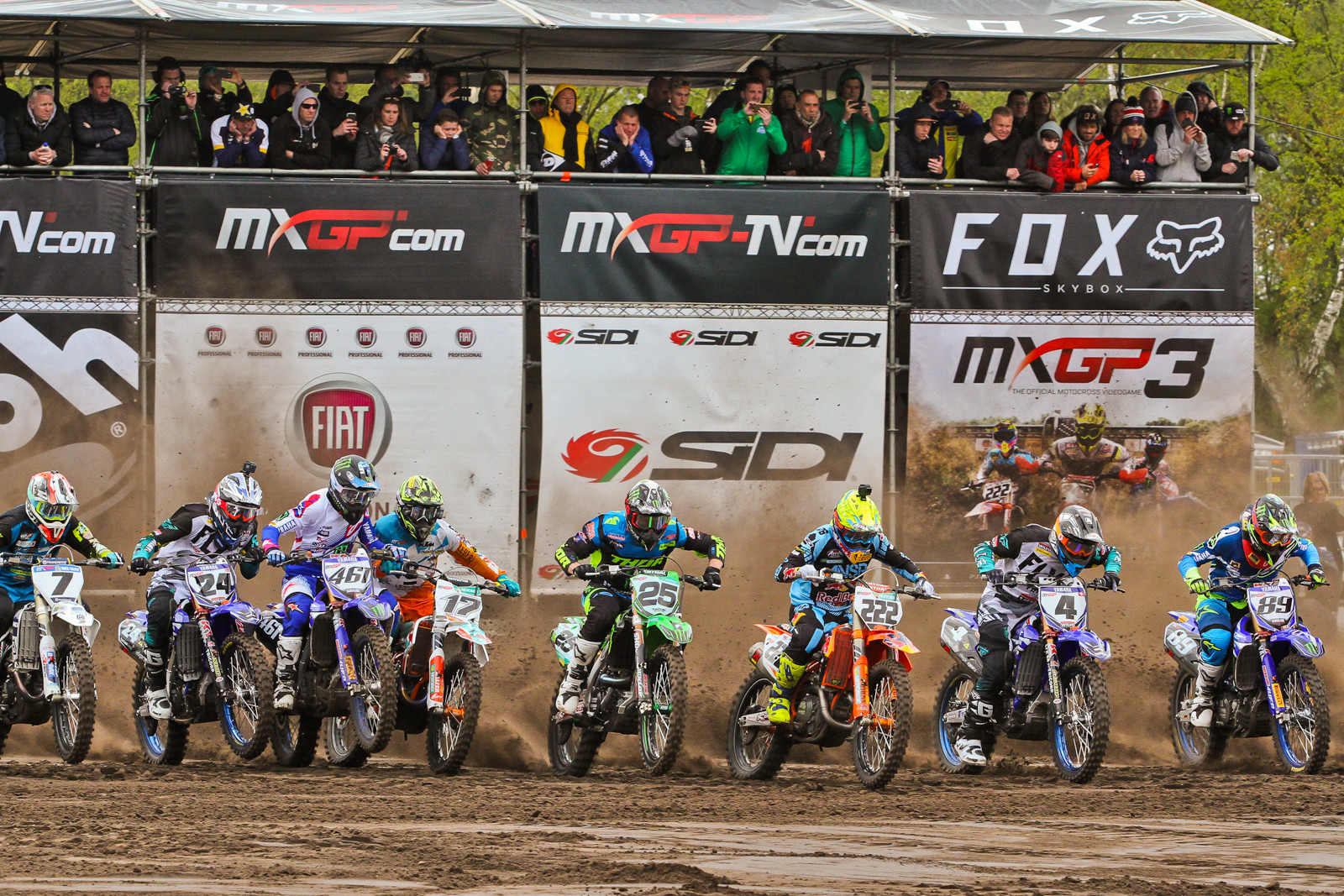 MXGP Start - Photo Blast: 2017 MXGP of Valkenswaard - Motocross Pictures - Vital MX