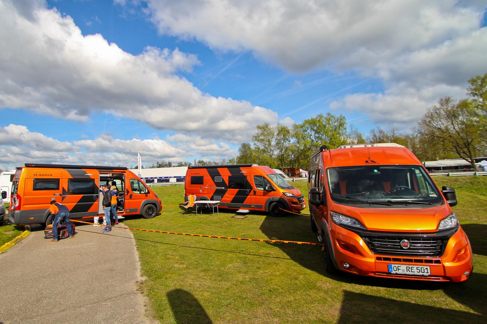 Moto Vans - Vital MX Pit Bits: 2017 MXGP of Valkenswaard - Motocross Pictures - Vital MX