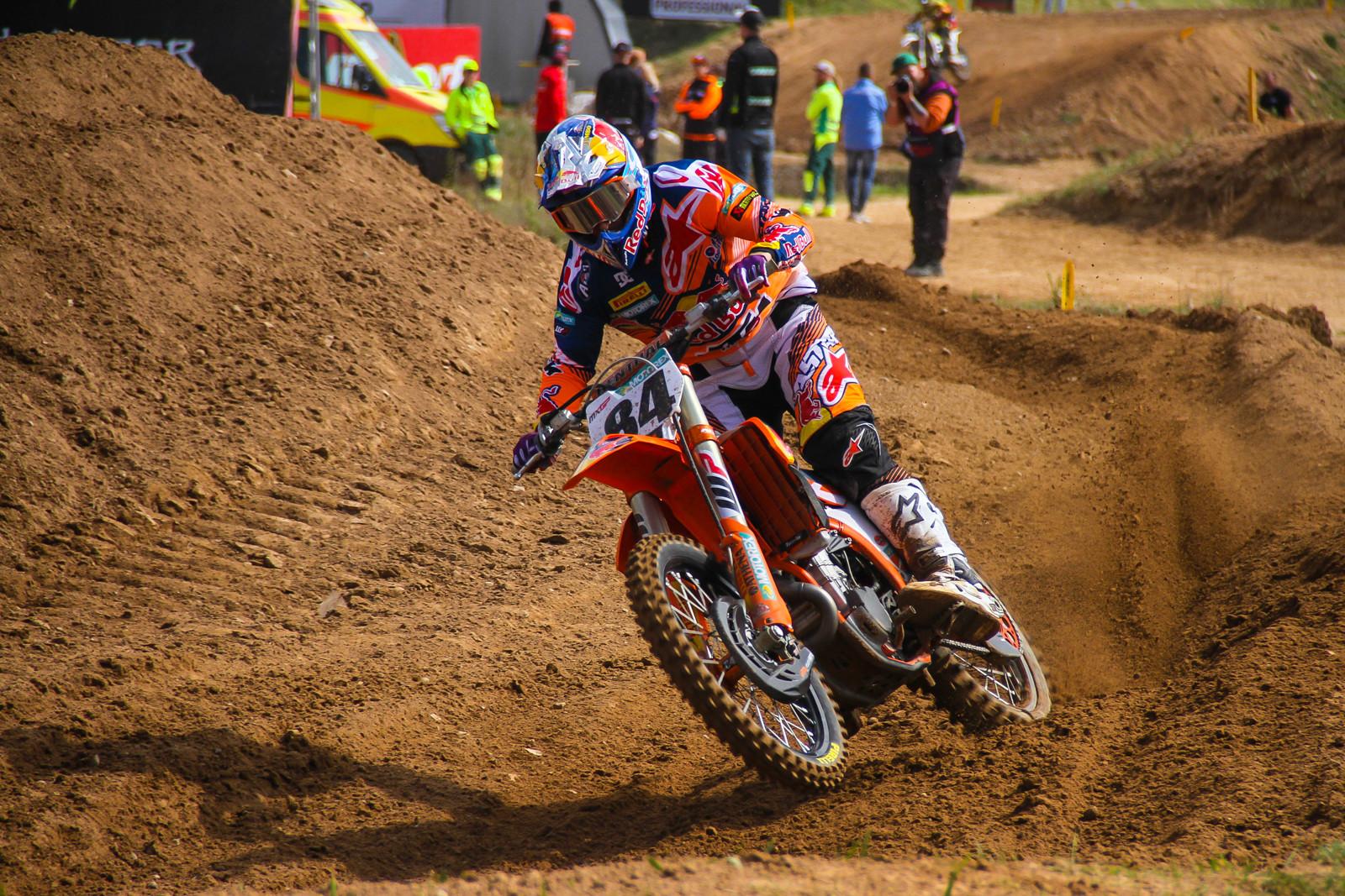 Jeffrey Herlings - Photo Blast: 2017 MXGP of Latvia - Motocross Pictures - Vital MX