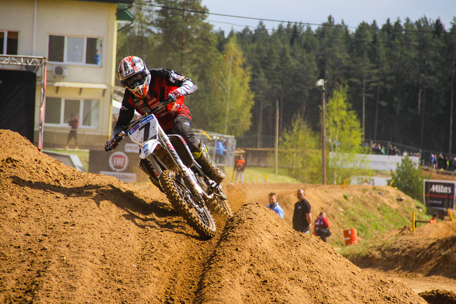Tanel Leok - Photo Blast: 2017 MXGP of Latvia - Motocross Pictures - Vital MX