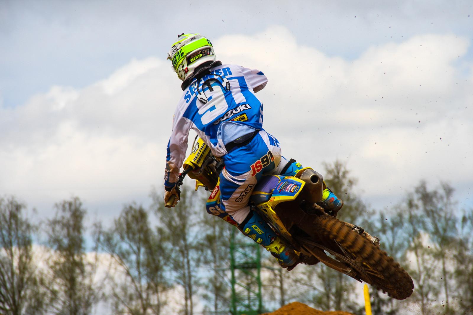 Jeremy Seewer - Photo Blast: 2017 MXGP of Latvia - Motocross Pictures - Vital MX