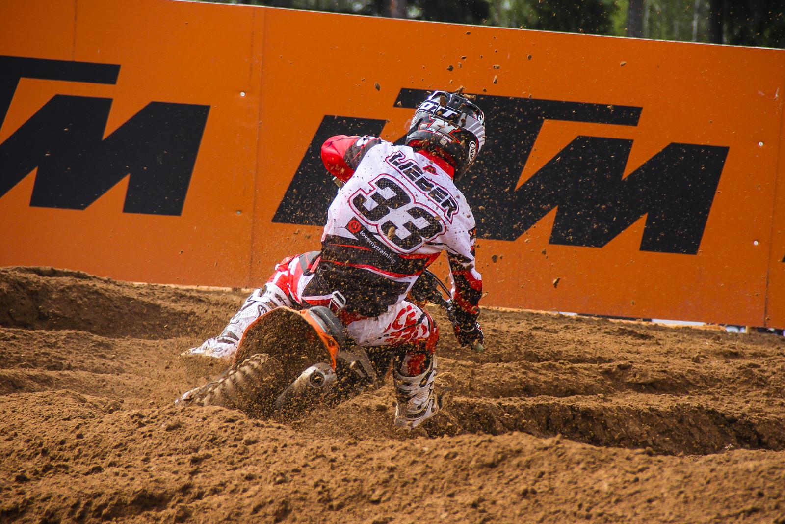 Julien Lieber - Photo Blast: 2017 MXGP of Latvia - Motocross Pictures - Vital MX