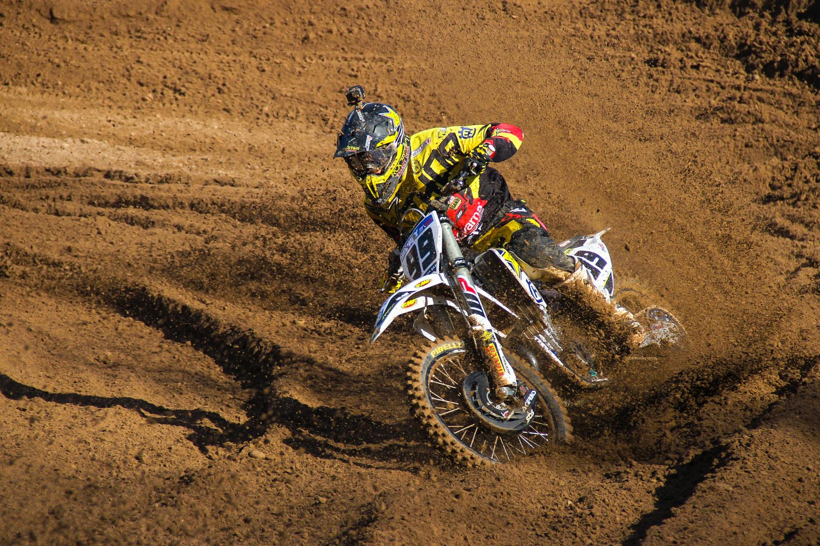 Max Anstie - Photo Blast: 2017 MXGP of Latvia - Motocross Pictures - Vital MX