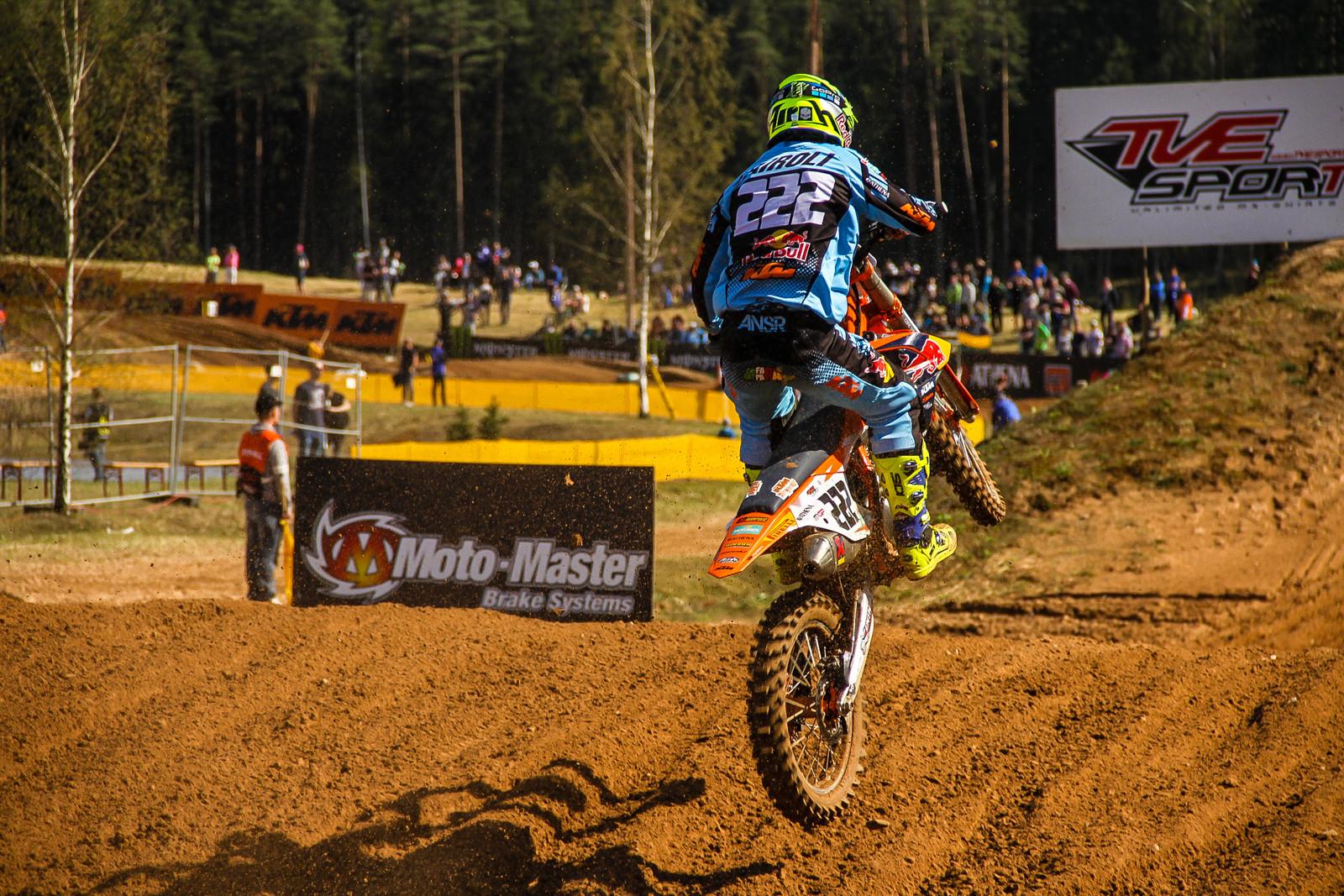 Antonio Cairoli - Photo Blast: 2017 MXGP of Latvia - Motocross Pictures - Vital MX