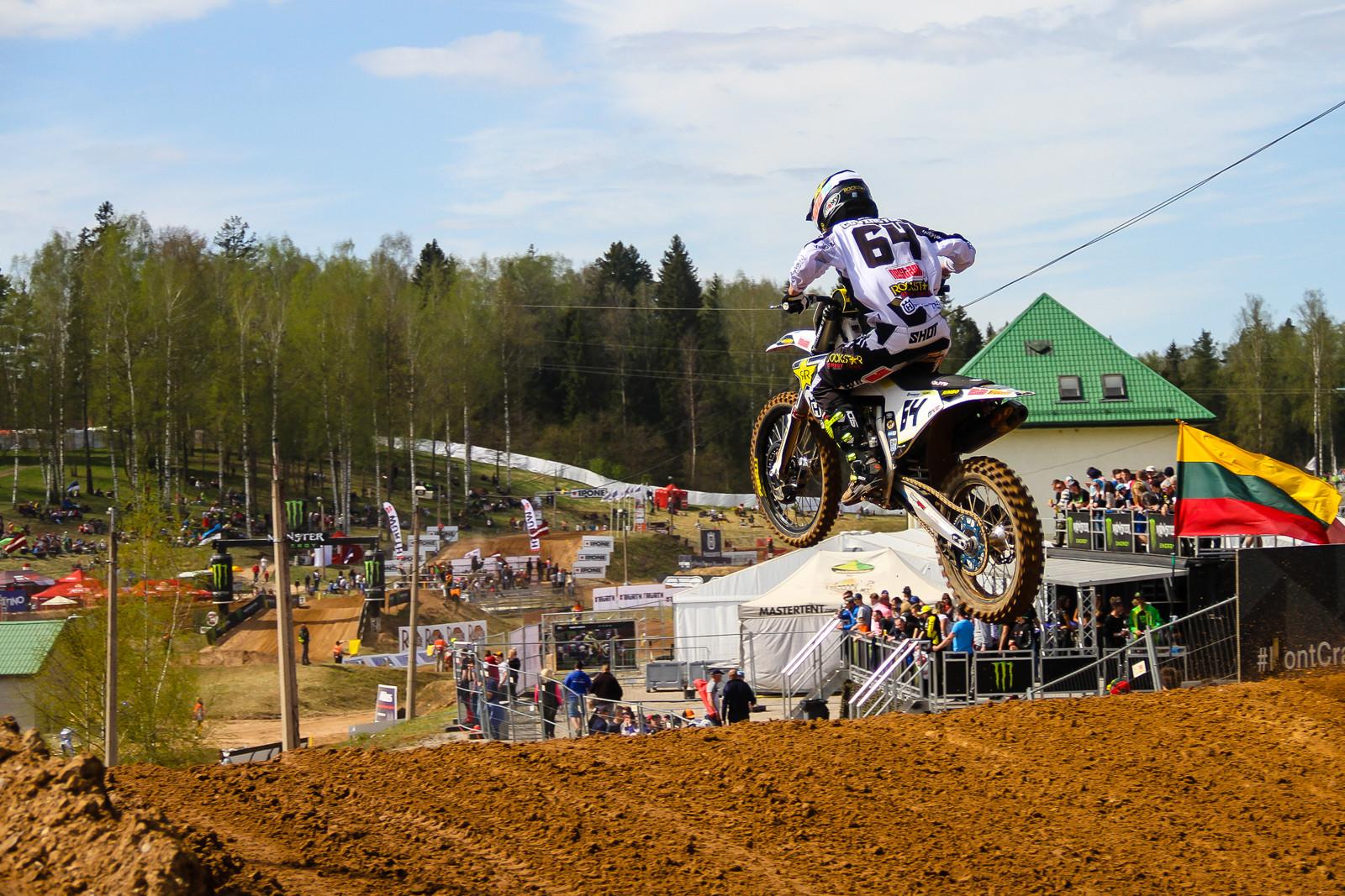 Thomas Covington - Photo Blast: 2017 MXGP of Latvia - Motocross Pictures - Vital MX