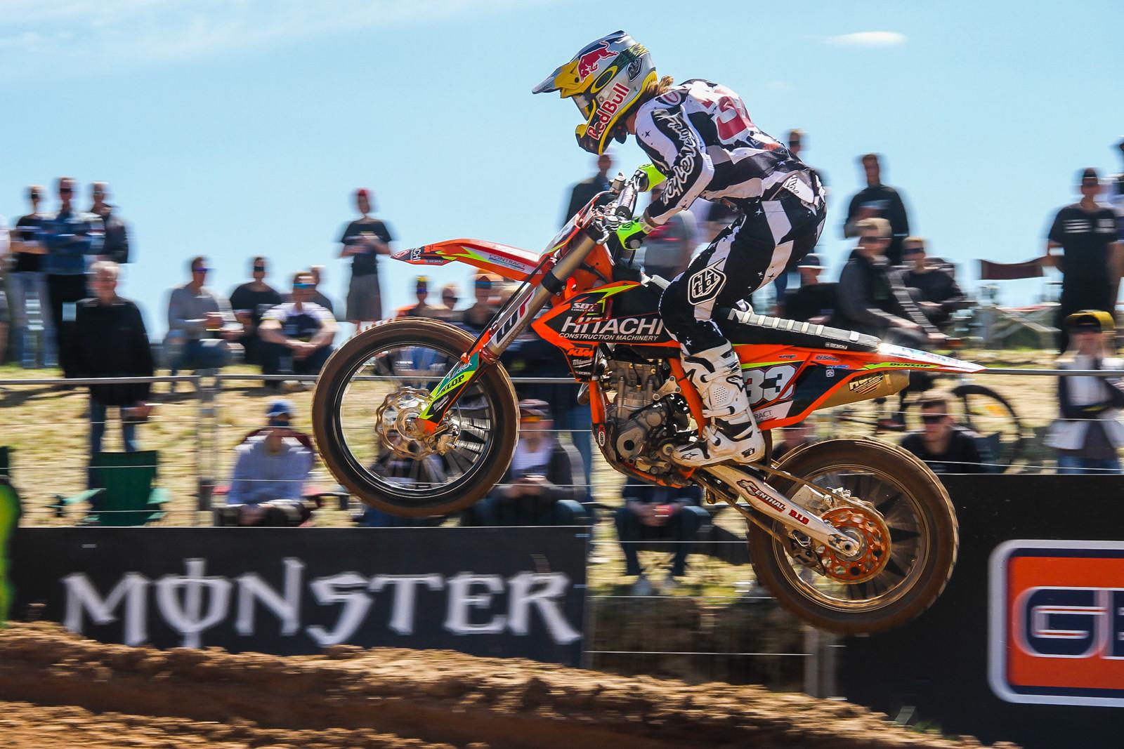 Joshia Natzke - Photo Blast: 2017 MXGP of Latvia - Motocross Pictures - Vital MX