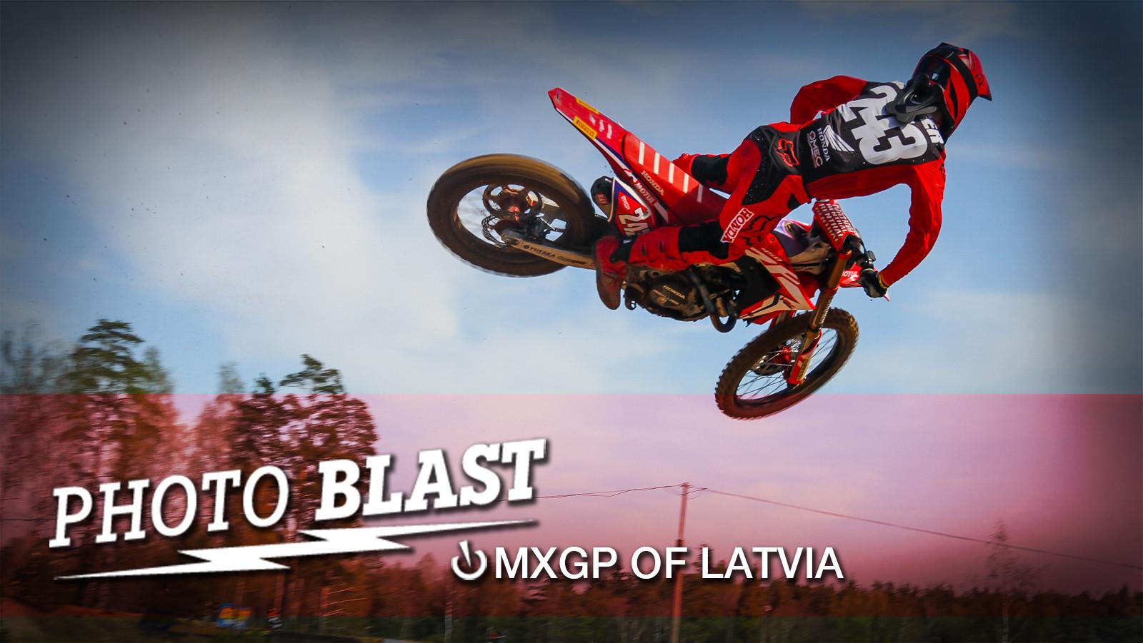 Photo Blast: 2017 MXGP of Latvia - Tim Gajser - Photo Blast: 2017 MXGP of Latvia - Motocross Pictures - Vital MX