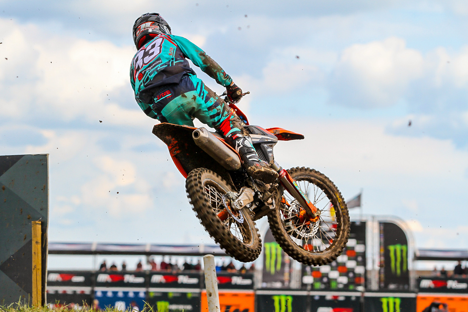 Julien Lieber - Photo Blast: 2017 MXGP of Germany - Motocross Pictures - Vital MX