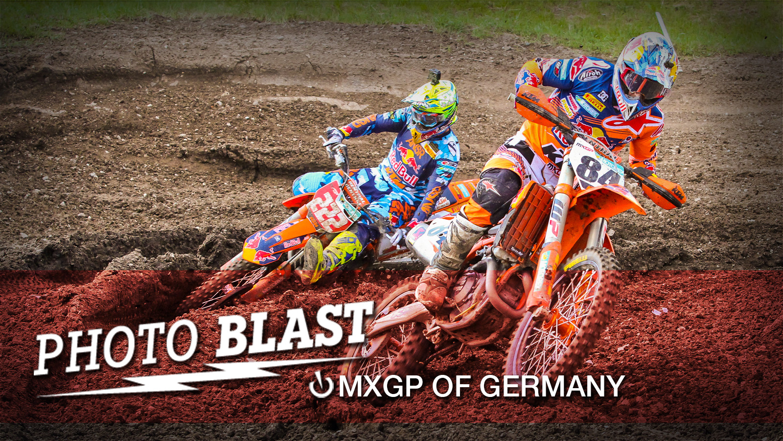 Photo Blast: 2017 MXGP of Germany - Jeffrey Herlings and Antonio Cairoli - Photo Blast: 2017 MXGP of Germany - Motocross Pictures - Vital MX
