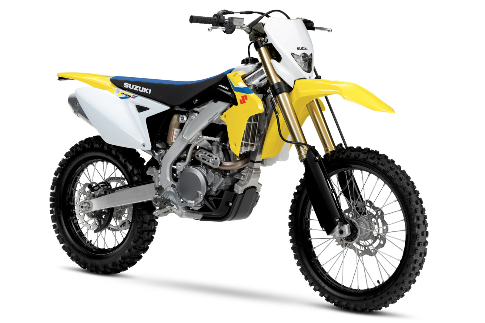 First Look: 2018 Suzuki RM-Z450X - First Look: 2018 Suzuki RM-Z450X, RM-Z250, and RM85 - Motocross Pictures - Vital MX