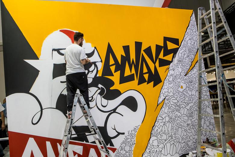 Art in Process