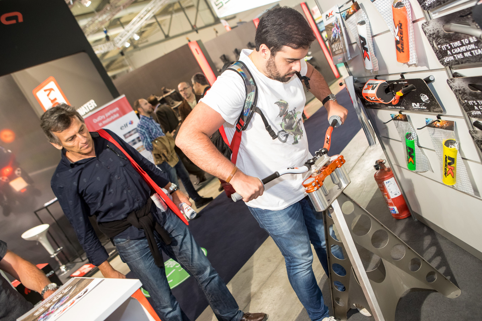 Neken - 2017 EICMA - Milan Motorcycle Show: Chapter Two - Motocross Pictures - Vital MX