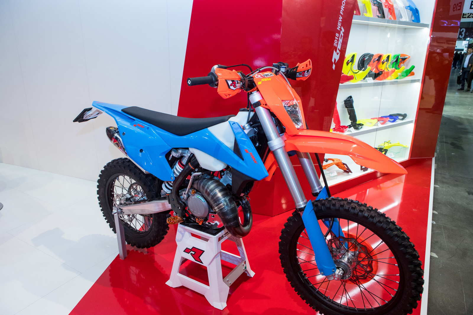 R-Tech - 2017 EICMA - Milan Motorcycle Show: Wrap-Up Coverage - Motocross Pictures - Vital MX