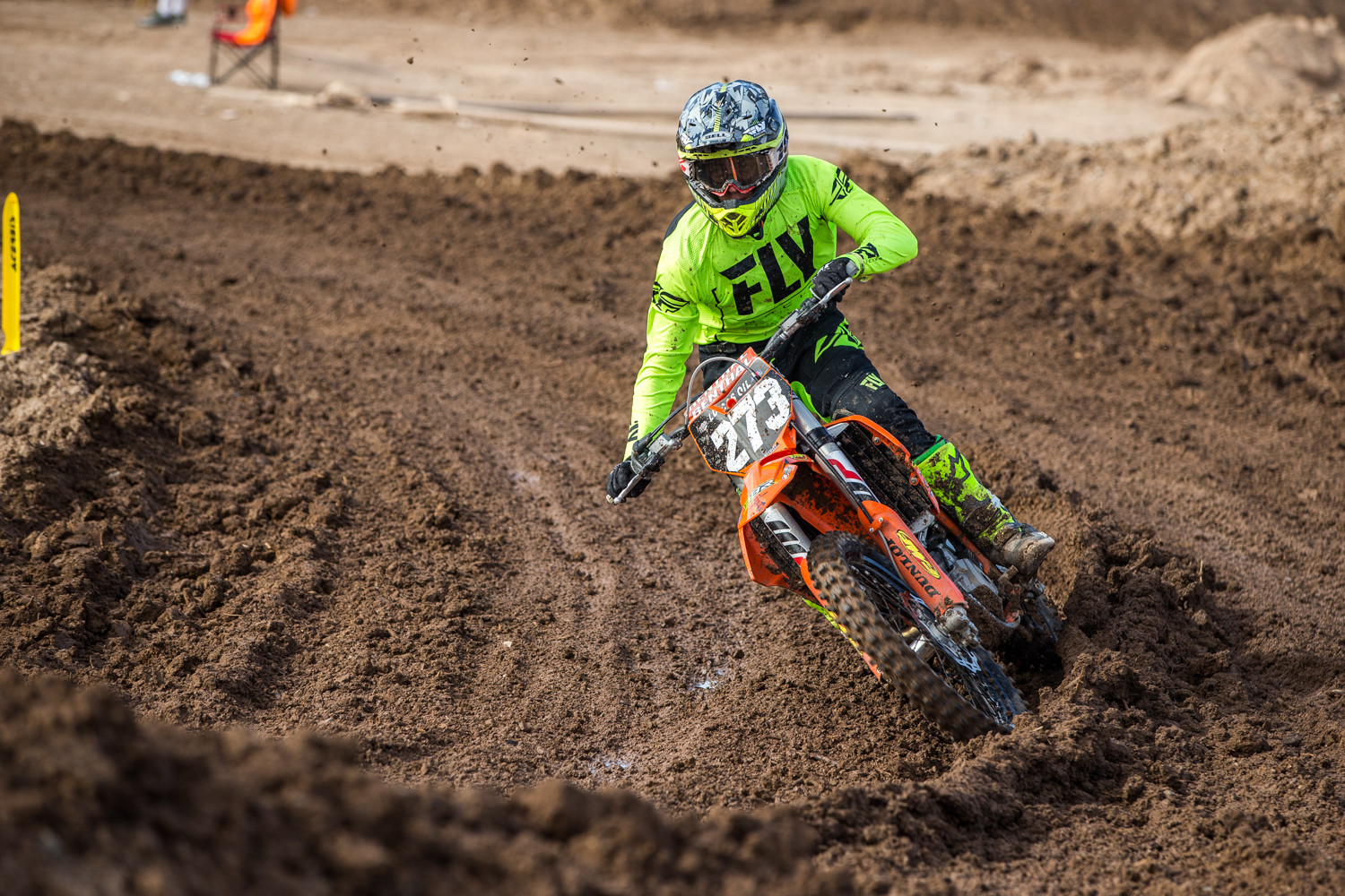 Ezra Lewis - Gallery: 2017 AMA Arizona Open Amateur National - Friday - Motocross Pictures - Vital MX