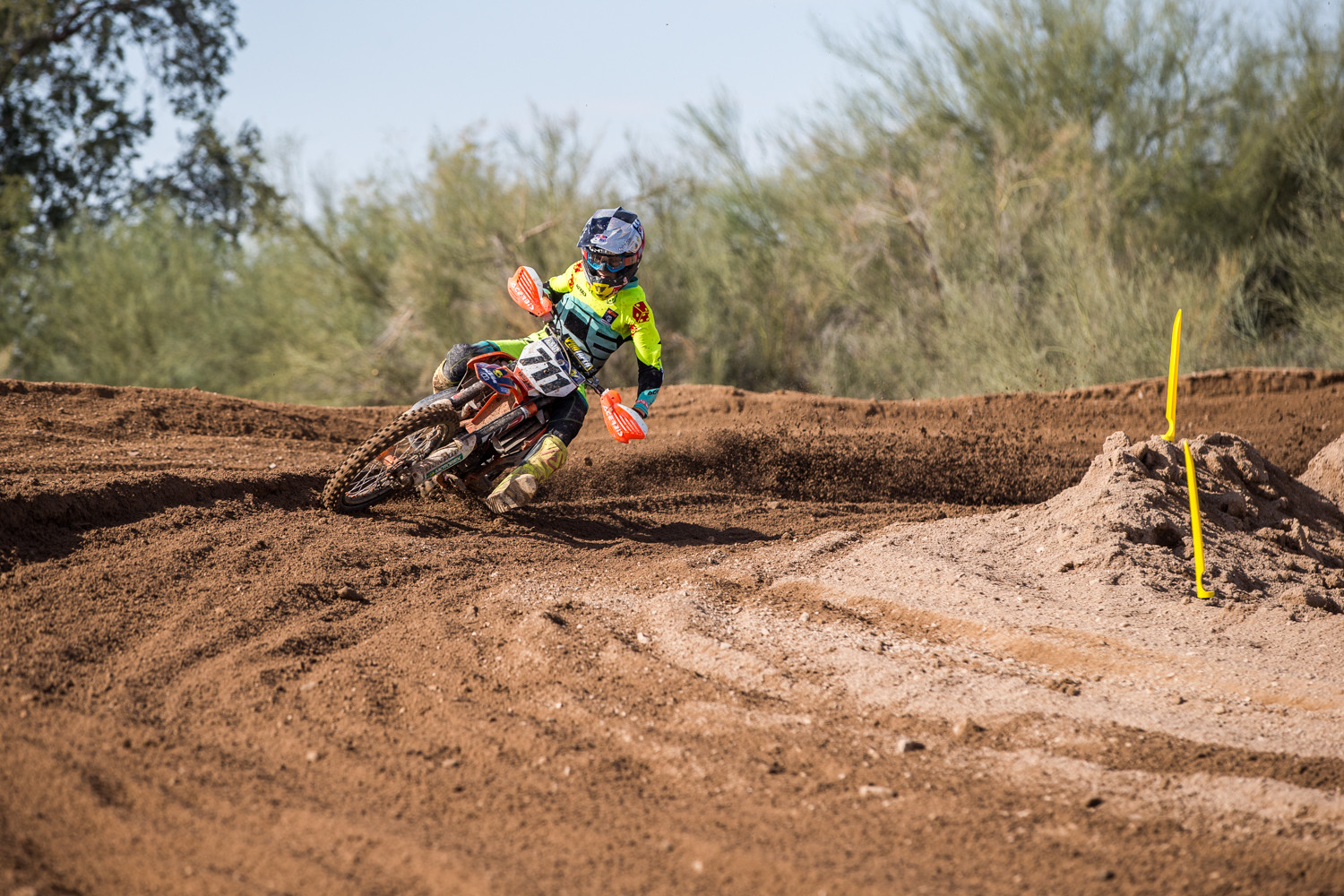 Max Vohland - Gallery: 2017 AMA Arizona Open Amateur National - Friday - Motocross Pictures - Vital MX