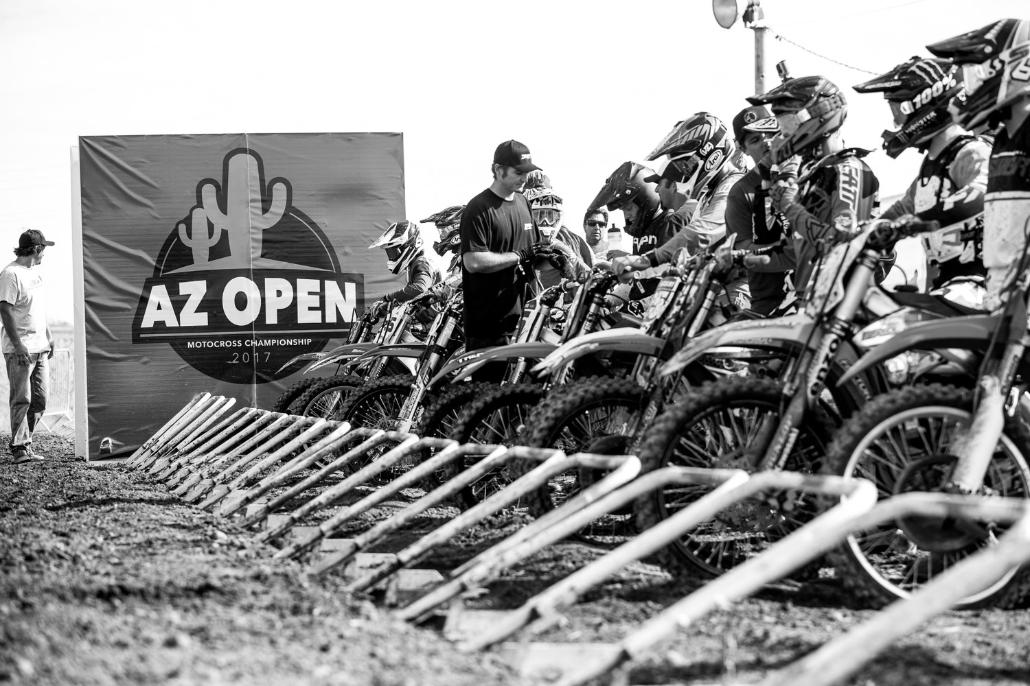 2017 AZ Open - Friday - Gallery: 2017 AMA Arizona Open Amateur National - Friday - Motocross Pictures - Vital MX