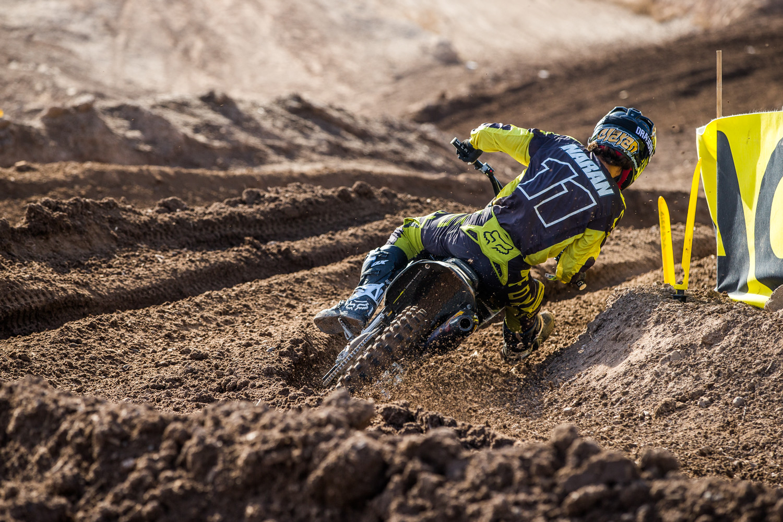 Ciaran Naran - Gallery: 2017 AMA Arizona Open Amateur National - Friday - Motocross Pictures - Vital MX