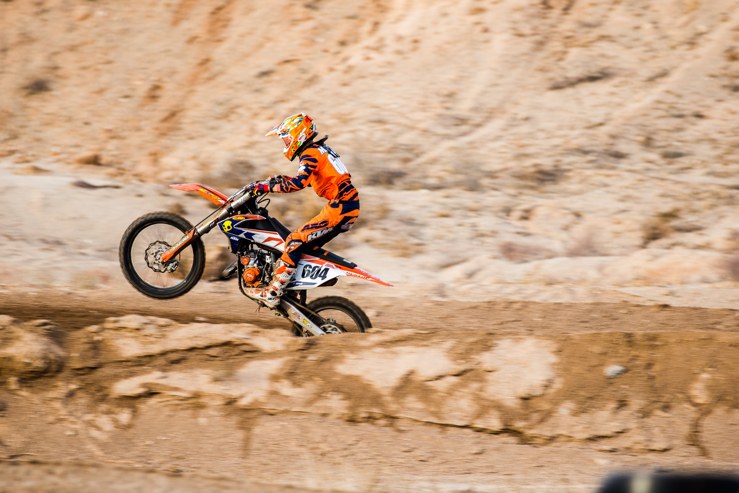 Max Miller - Gallery: 2017 AMA Arizona Open Amateur National - Friday - Motocross Pictures - Vital MX