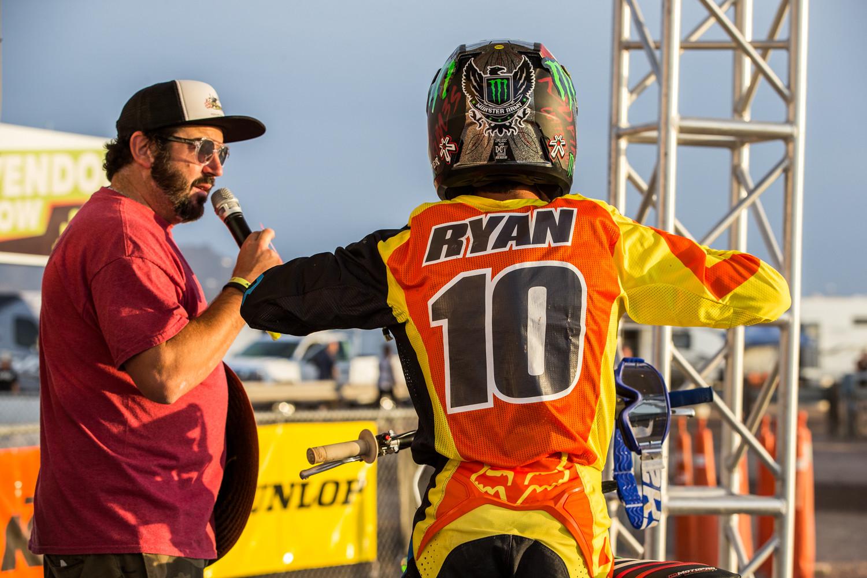 Dano and Ryan - Gallery: 2017 AMA Arizona Open Amateur National - Friday - Motocross Pictures - Vital MX