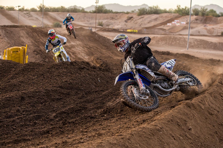 Bryan Borquez - Gallery: 2017 AMA Arizona Open Amateur National - Friday - Motocross Pictures - Vital MX