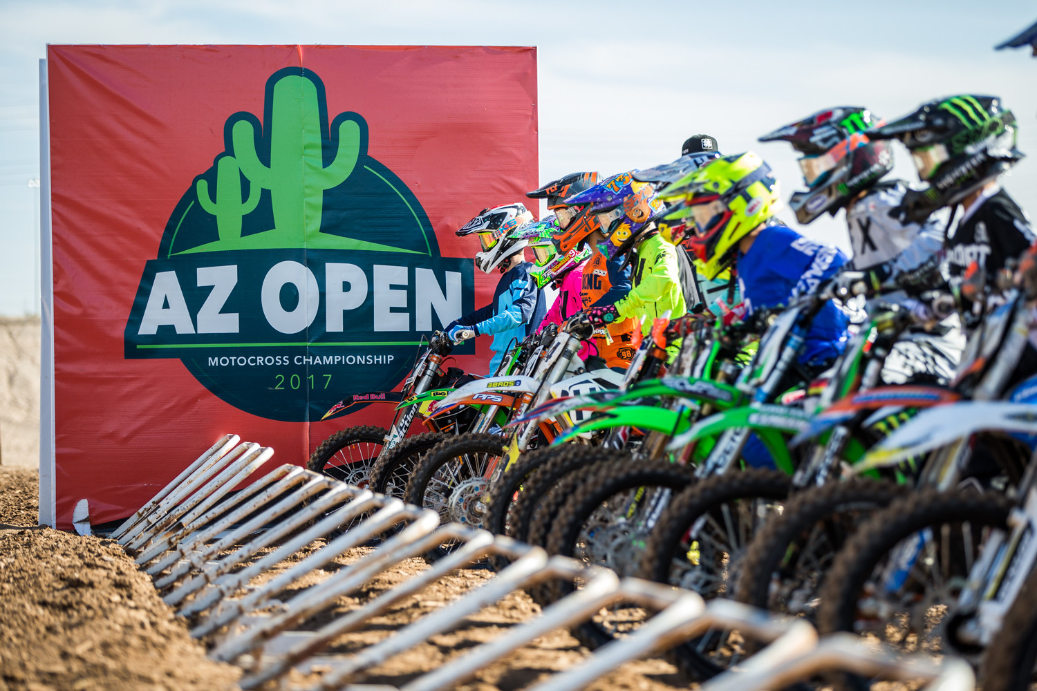 Gallery: 2017 AMA Arizona Open Amateur National - Saturday - Gallery: 2017 AMA Arizona Open Amateur National - Saturday - Motocross Pictures - Vital MX