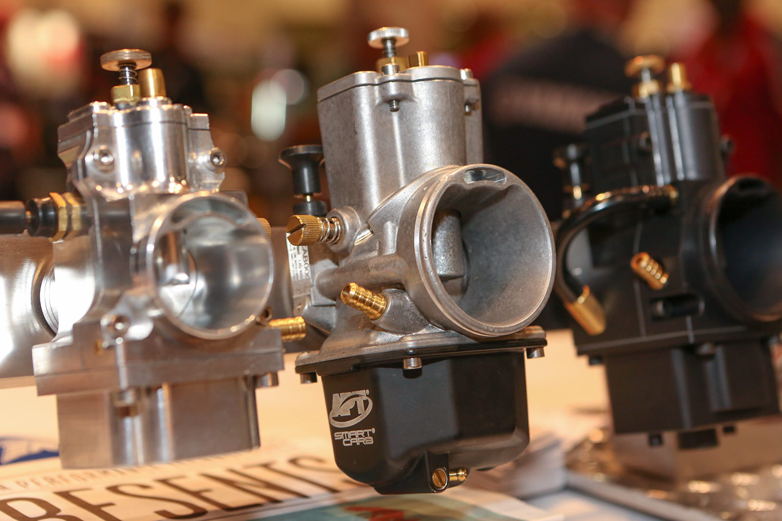 APT SmartCarb - American International Motorcycle Expo - AIME: Day 2 - Motocross Pictures - Vital MX