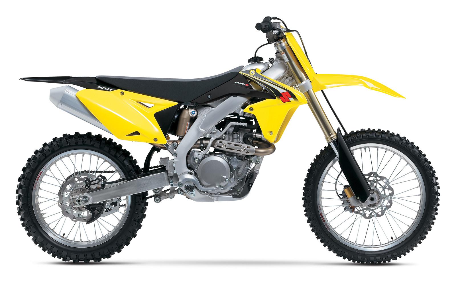 2016 Suzuki RM-Z450 - First Look: 2016 Suzuki RM-Z250 - Motocross Pictures - Vital MX