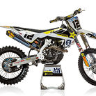 First Look: 2016 Rockstar Energy Husqvarna Factory Racing FC 450