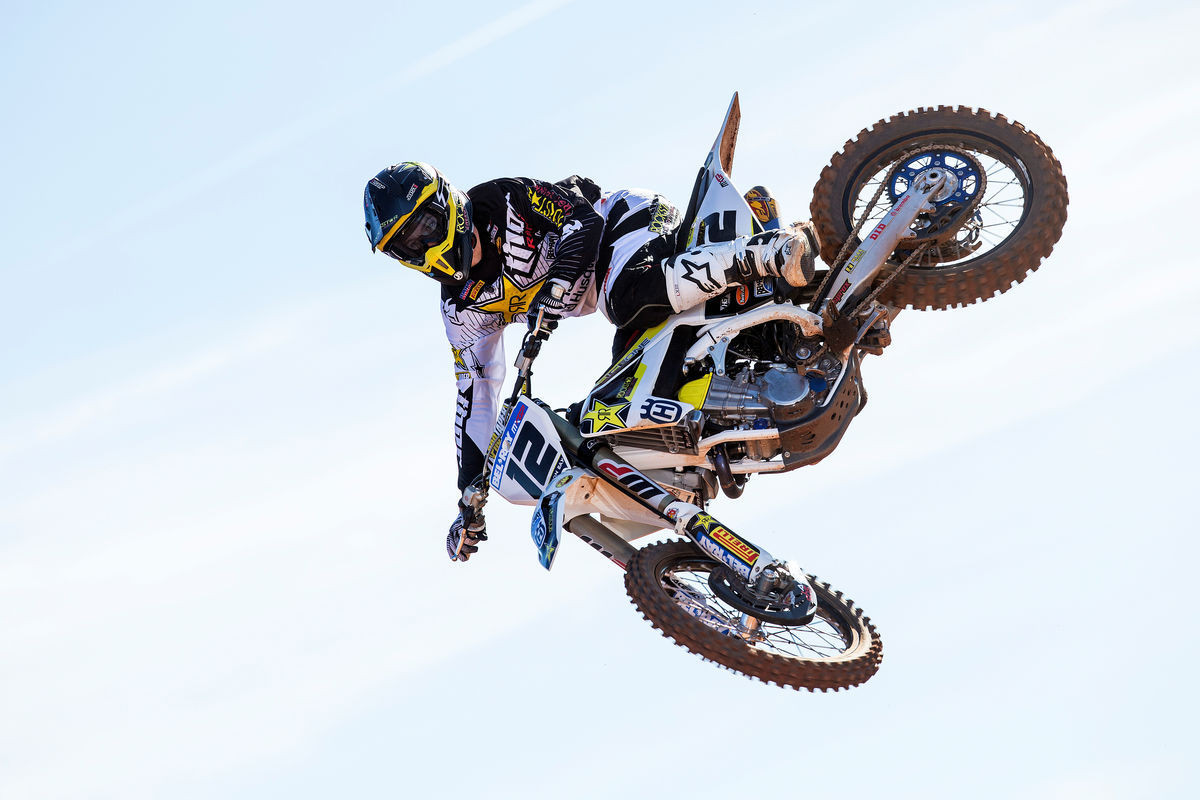Max Nagl - First Look: 2016 Rockstar Energy Husqvarna Factory Racing FC 450 - Motocross Pictures - Vital MX