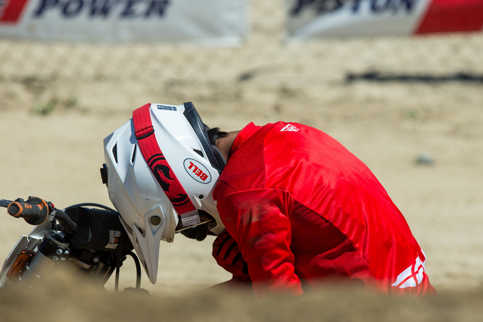 Rough Day - 2016 MTA World Two-Stroke Nationals - Motocross Pictures - Vital MX