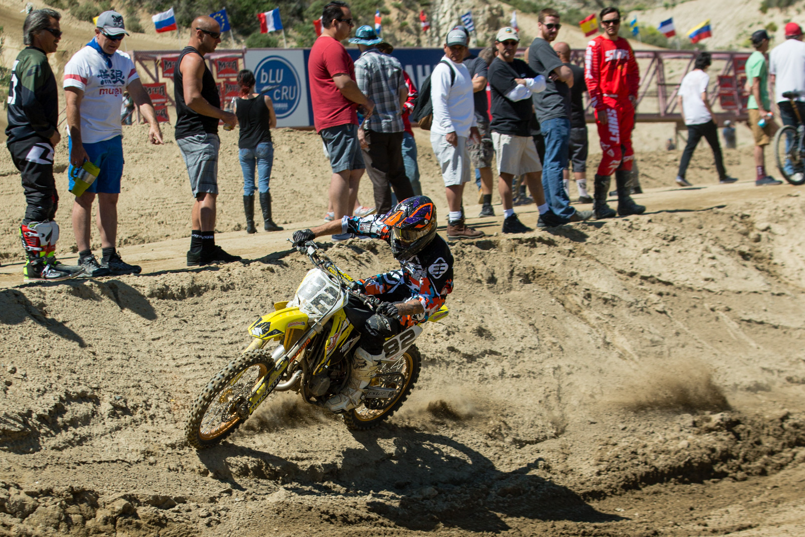 Michael Blose - 2016 MTA World Two-Stroke Nationals - Motocross Pictures - Vital MX