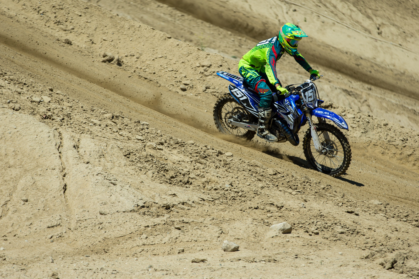 Ryan Surratt - 2016 MTA World Two-Stroke Nationals - Motocross Pictures - Vital MX