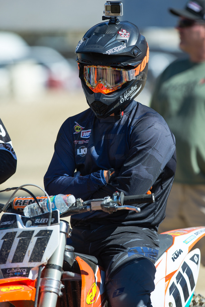 Mike Sleeter - 2016 MTA World Two-Stroke Nationals - Motocross Pictures - Vital MX
