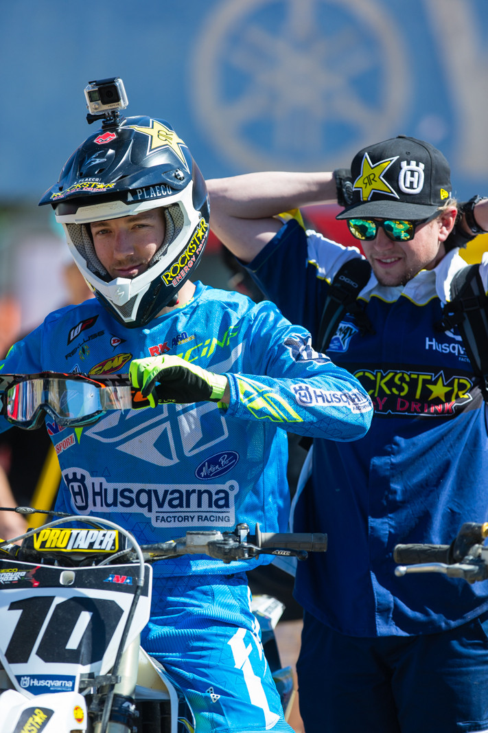 Colton Haaker - 2016 MTA World Two-Stroke Nationals - Motocross Pictures - Vital MX
