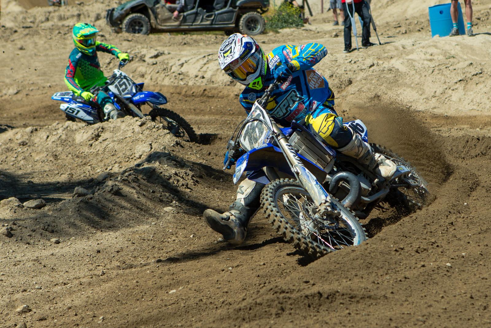 Scott Champion and Ryan Surratt - 2016 MTA World Two-Stroke Nationals - Motocross Pictures - Vital MX