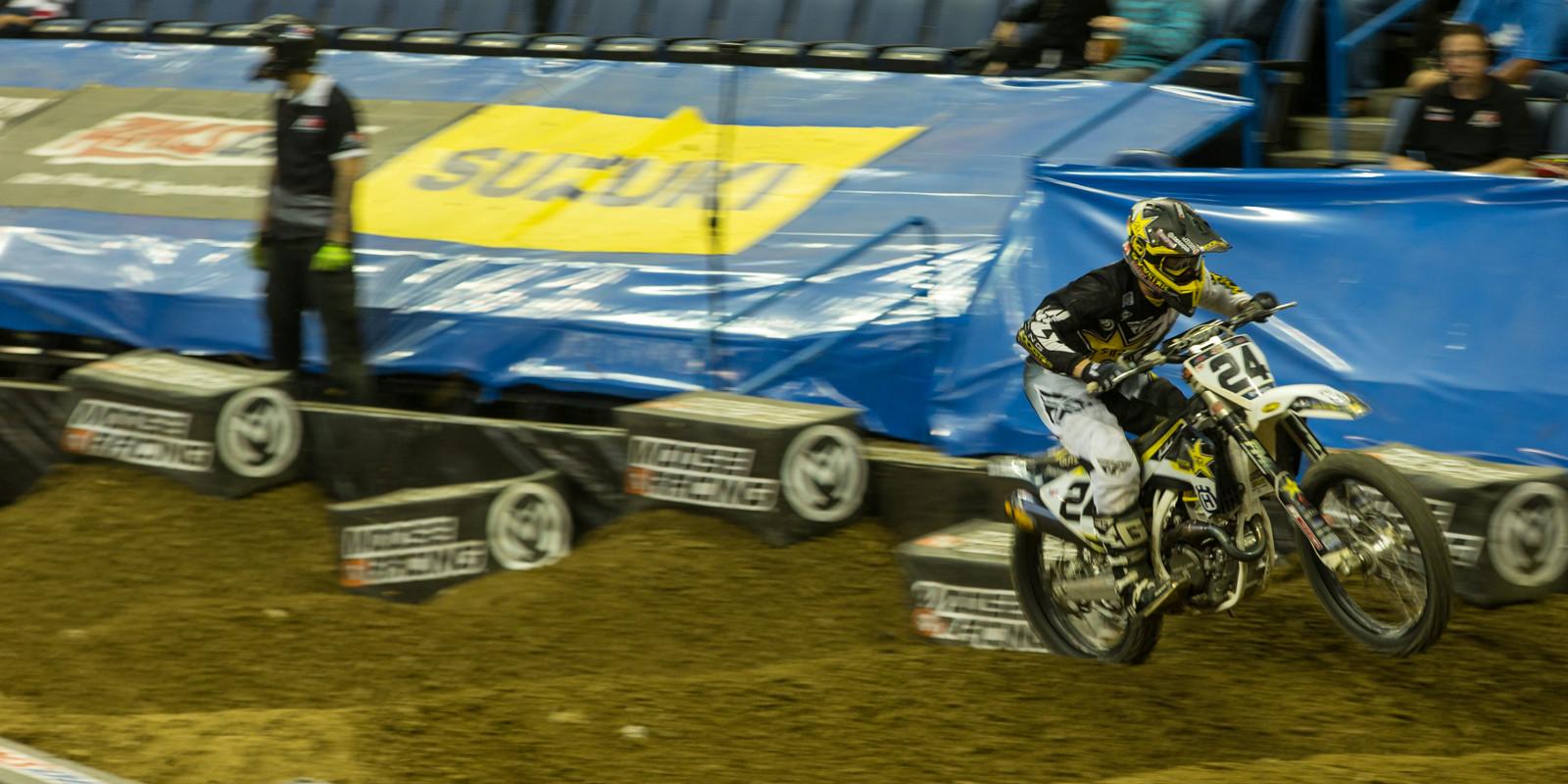 Kyle Bitterman - Photo Gallery: Ontario Arenacross - Saturday Night - Motocross Pictures - Vital MX