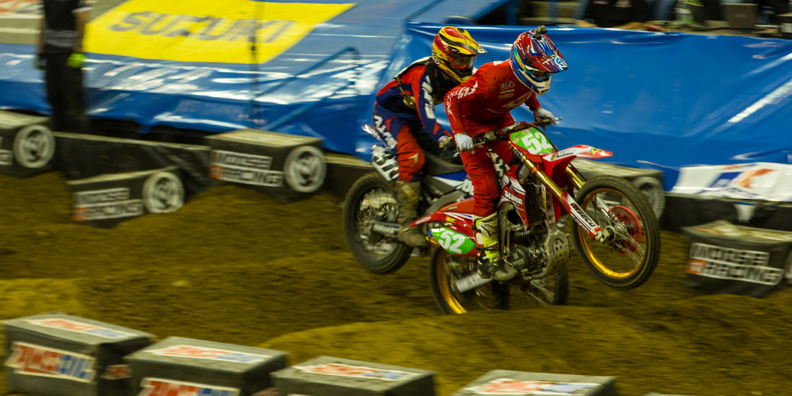 Ben Lamay - Photo Gallery: Ontario Arenacross - Saturday Night - Motocross Pictures - Vital MX