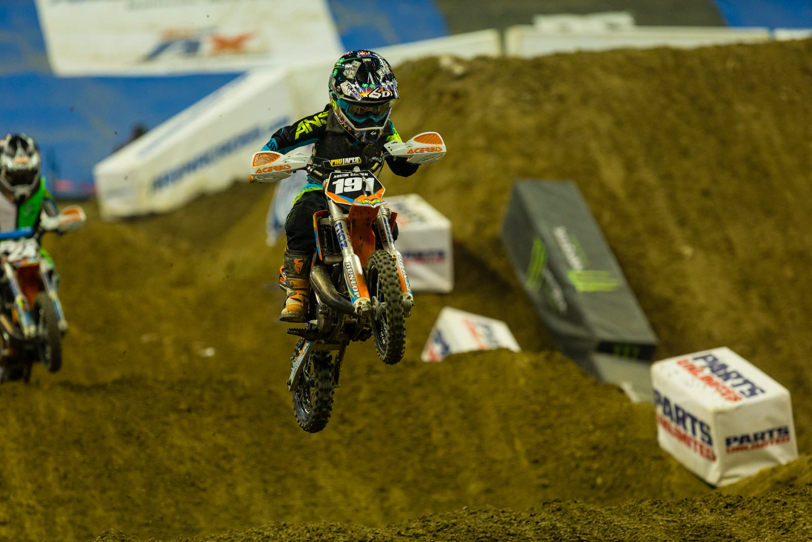 Austin Camden - Photo Gallery: Ontario Arenacross - Saturday Night - Motocross Pictures - Vital MX