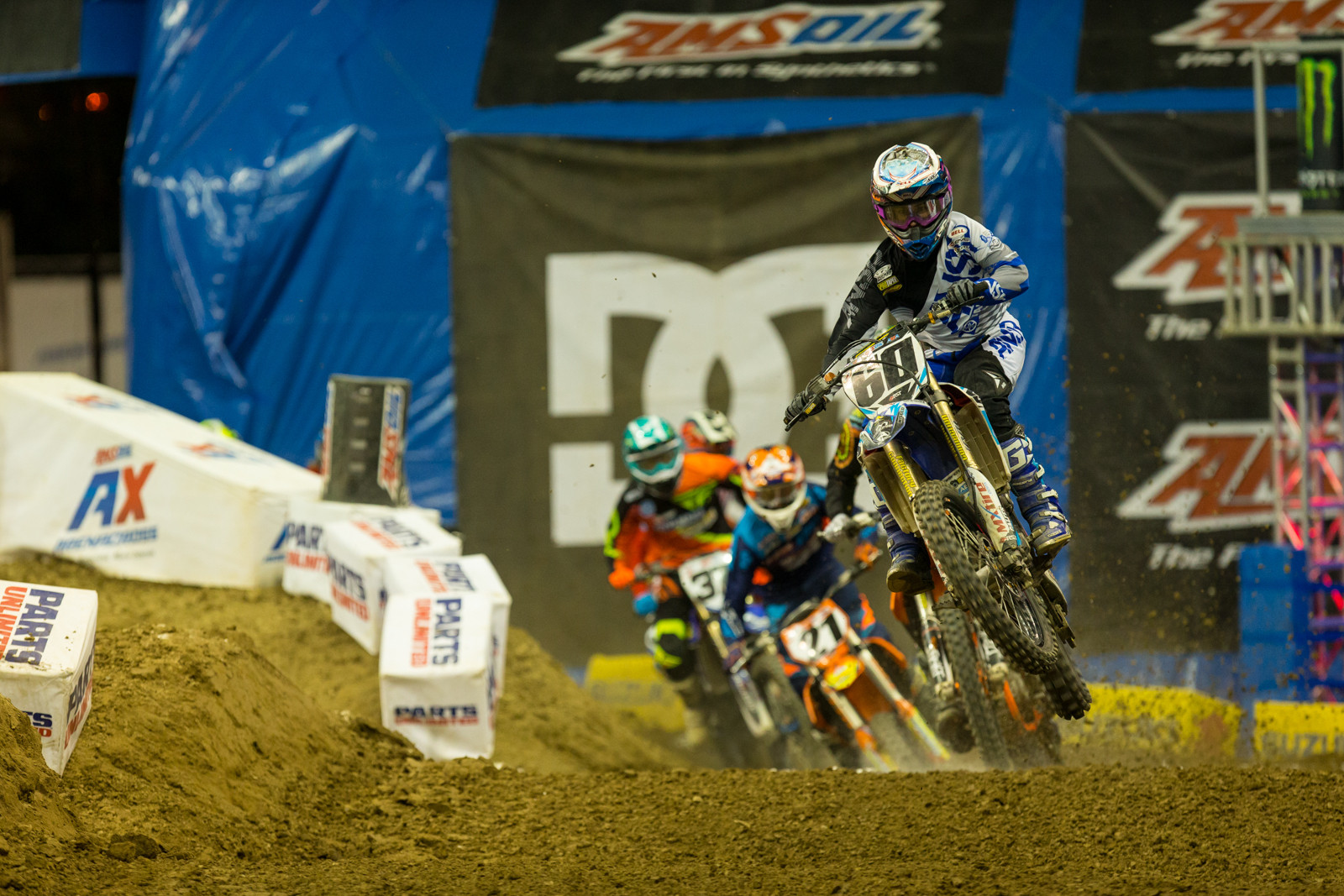 Lites Main Event Start - Photo Gallery: Ontario Arenacross - Saturday Night - Motocross Pictures - Vital MX