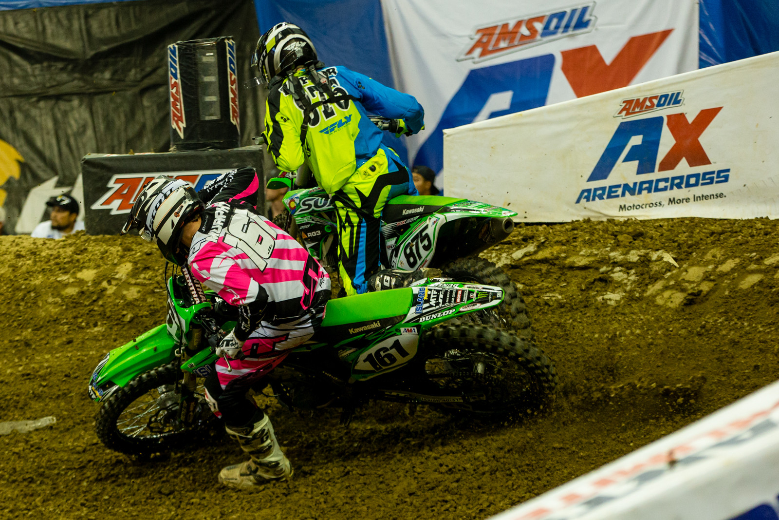 Arenacross - Photo Gallery: Ontario Arenacross - Saturday Night - Motocross Pictures - Vital MX