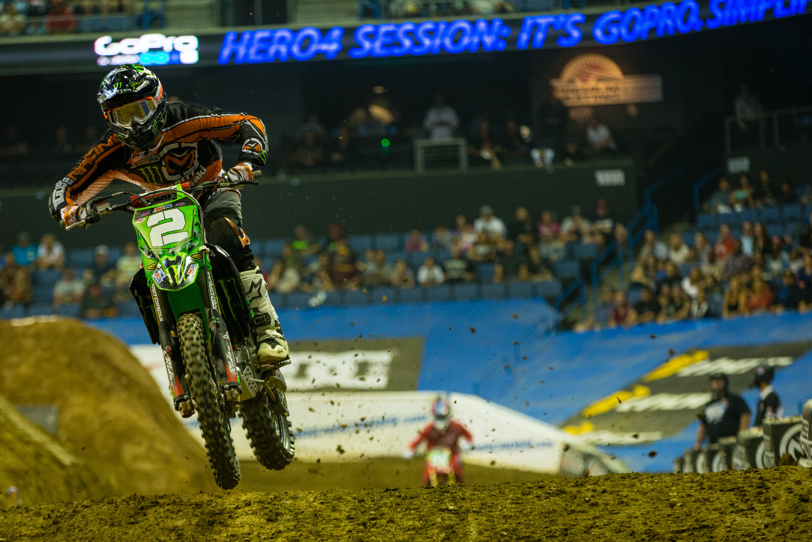 Jacob Hayes - Photo Gallery: Ontario Arenacross - Saturday Night - Motocross Pictures - Vital MX