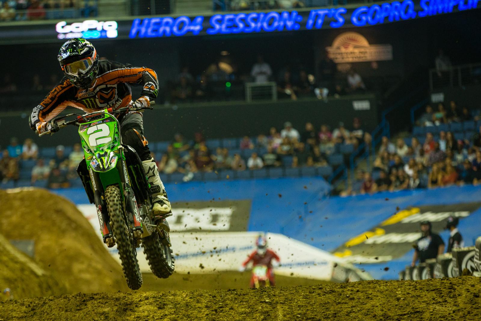 Jacob Hayes - Photo Gallery: Ontario Arenacross - Saturday Night - Motocross Pictures - Vital MX