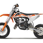 First Look: 2017 KTM 50 SX, 65 SX, and 85 SX