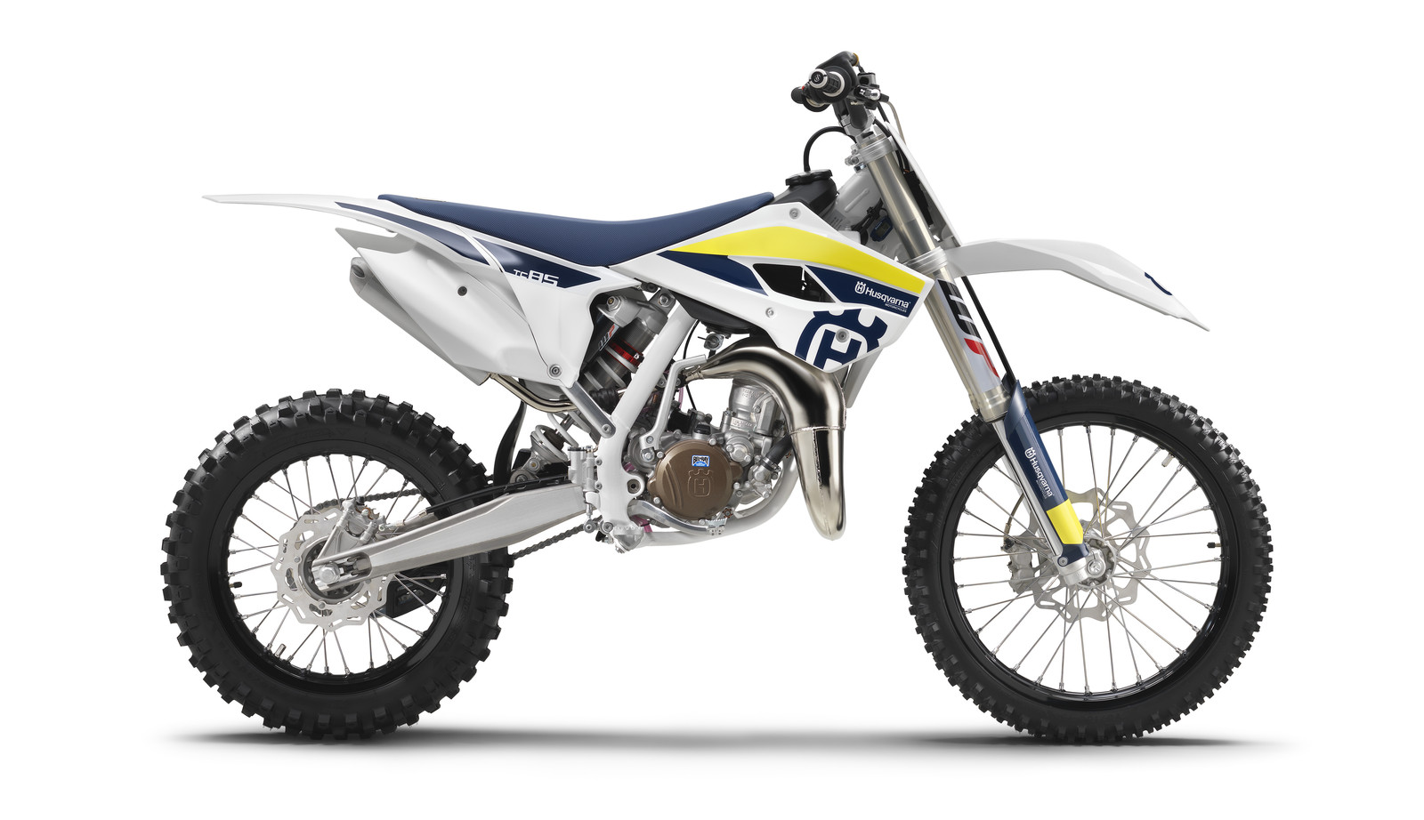2017 husqvarna tc 85 first look 2017 husqvarna motocross models motocross pictures vital mx. Black Bedroom Furniture Sets. Home Design Ideas