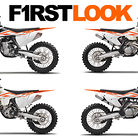 First Look: 2017 KTM Motocross and Cross-Country Line