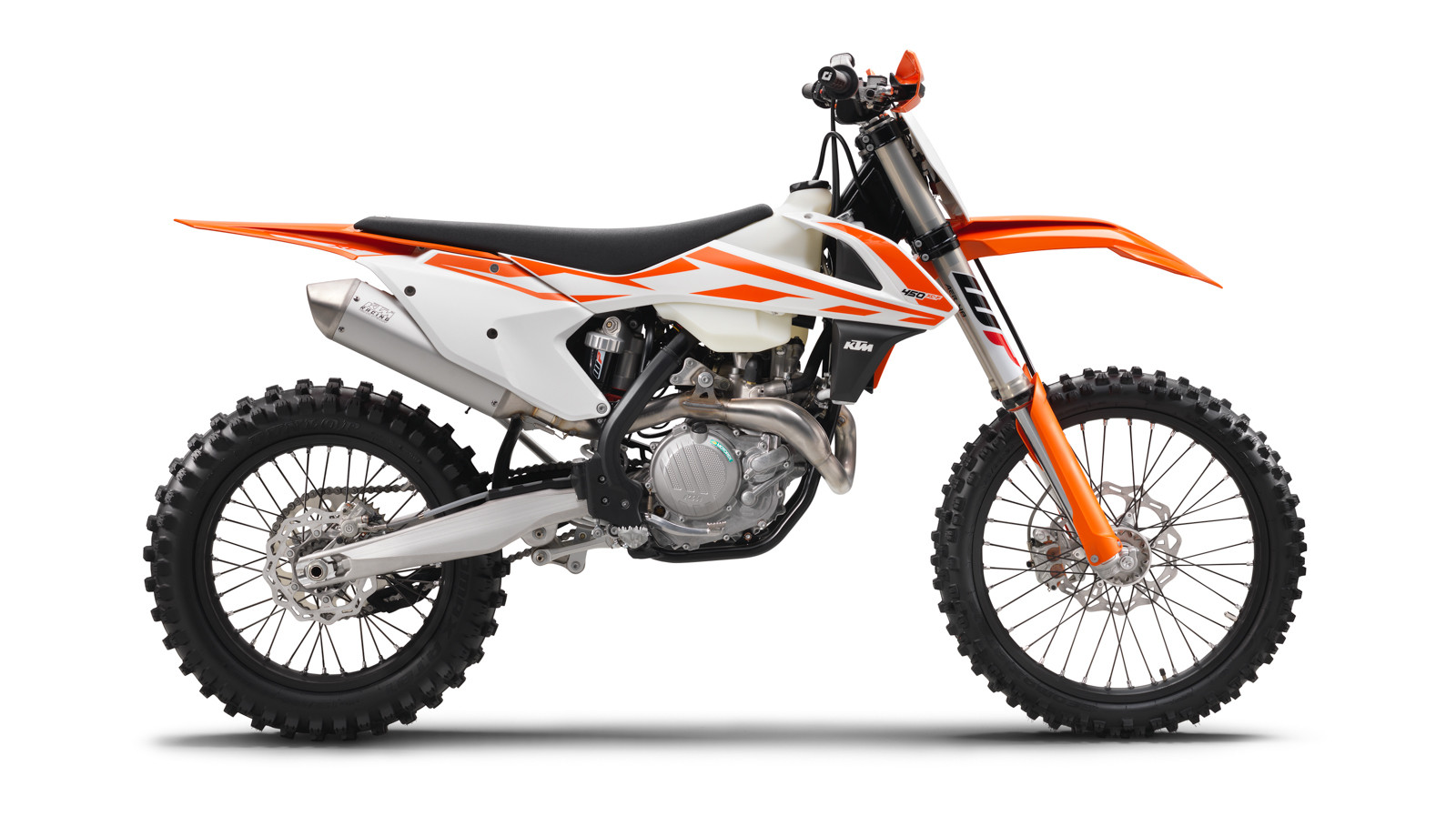 2017 KTM 450 XC-F - First Look: 2017 KTM Motocross and Cross-Country Line - Motocross Pictures - Vital MX