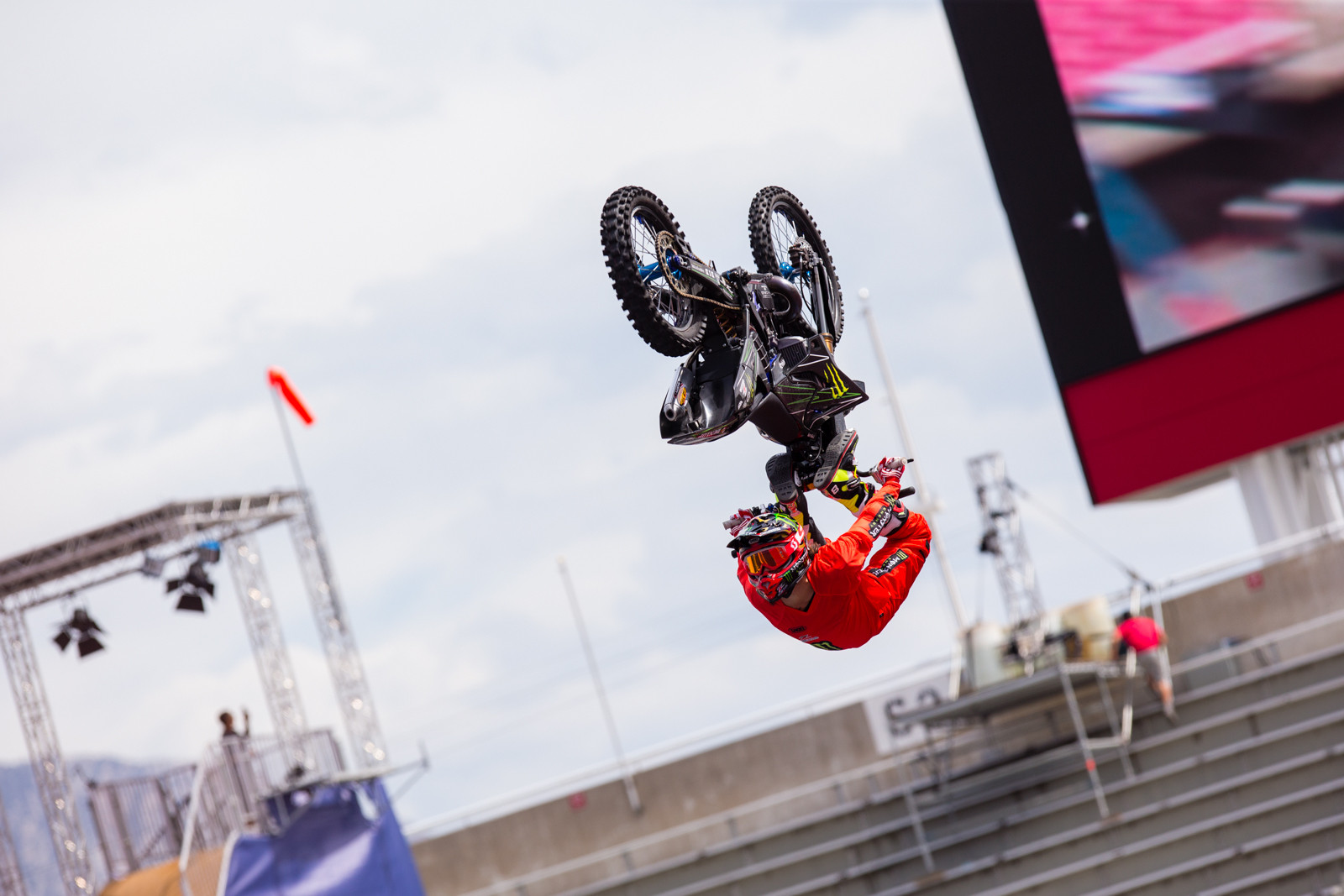 Taka Higashino - 2016 Nitro World Games: FMX Qualifying Gallery - Motocross Pictures - Vital MX
